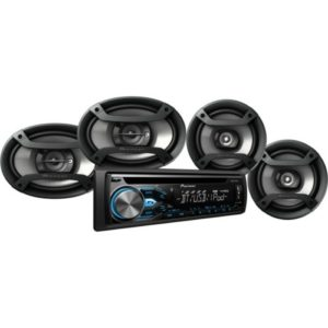 In Car Audio Equipments